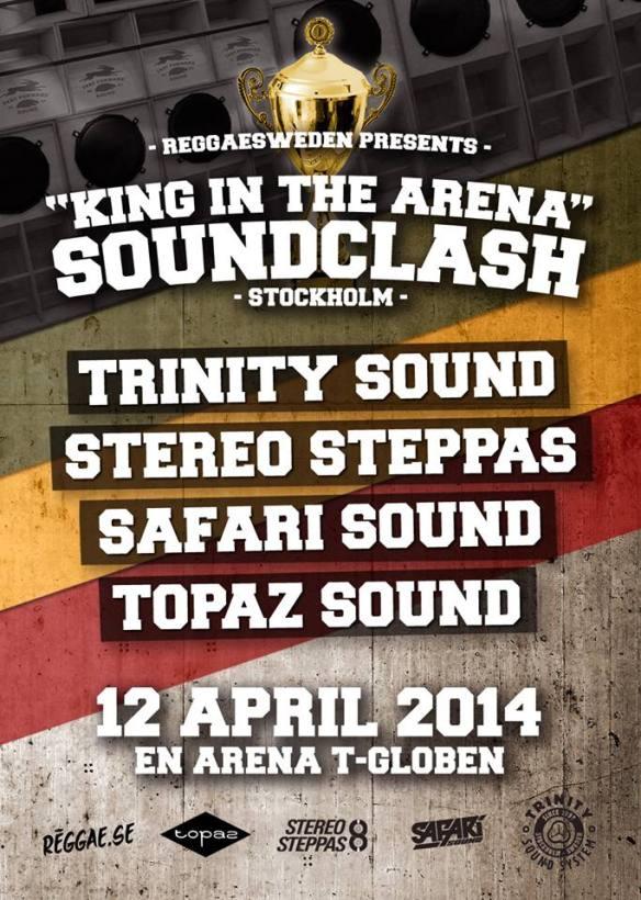 Dags för soundclash